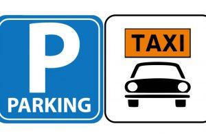 Parcheggio taxi